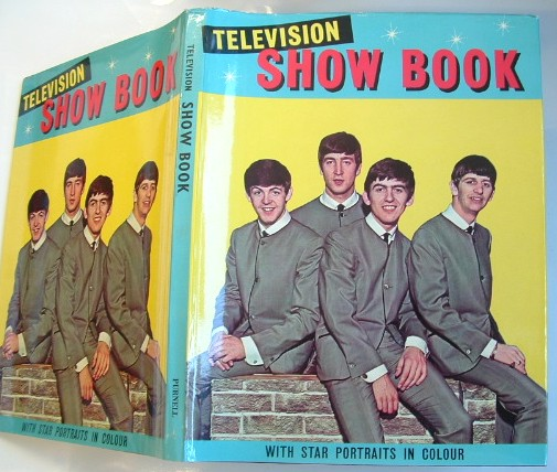 Image for Television Show Book 1964