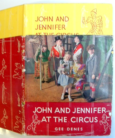 Image for John and Jennifer at the Circus