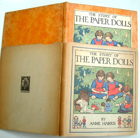 Image for The Story of the Paper Dolls