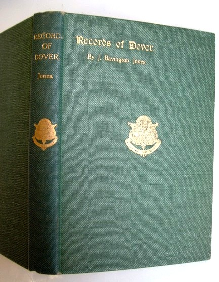 Image for The Records of Dover