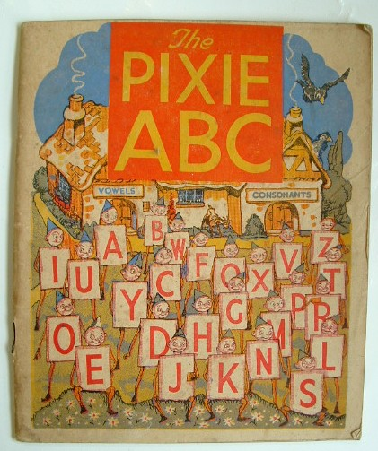 Image for The Pixie A B C Book