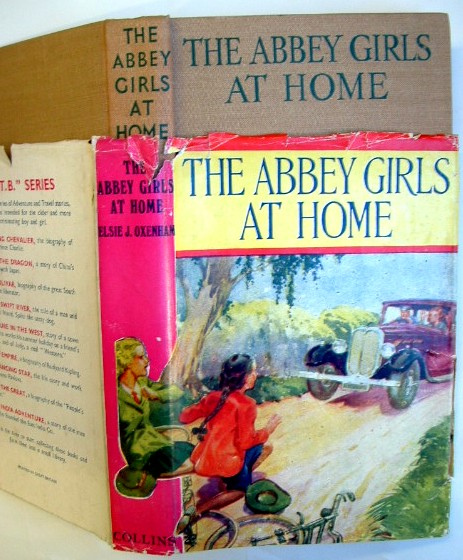 Image for The Abbey Girls at Home