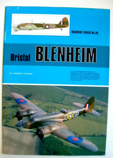 Image for Bristol Blenheim