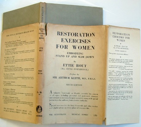 Image for Restoration Exercises for Women New and Revised Edition