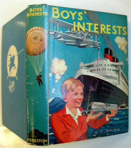 Image for Boys Interests Vereston Series
