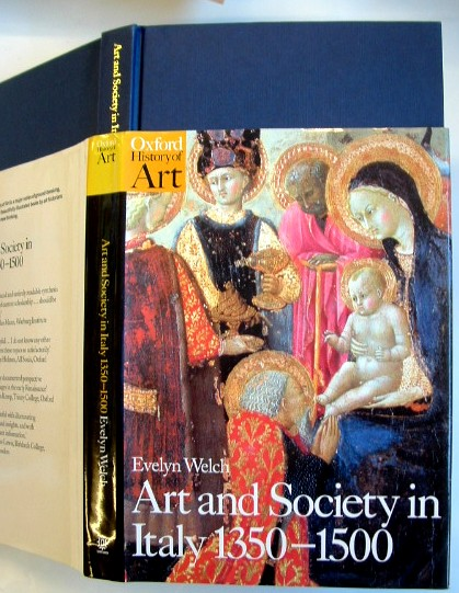 Image for Art and Society in Italy 1350-1500
