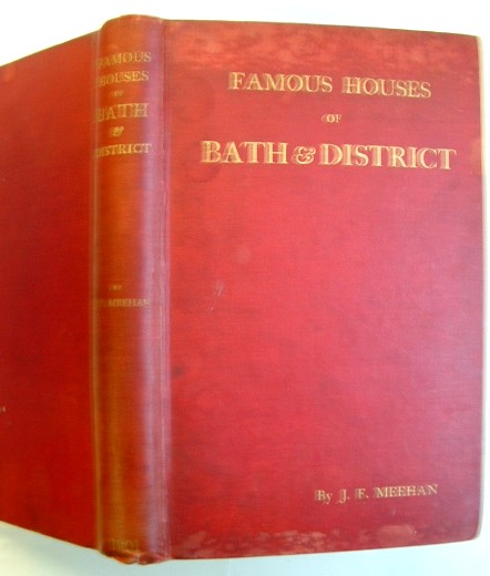 Image for Famous Houses of Bath and District