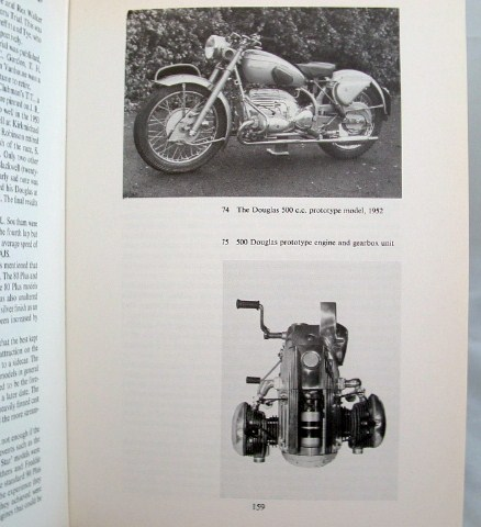 Image for The Douglas Motorcycle the Best Twin