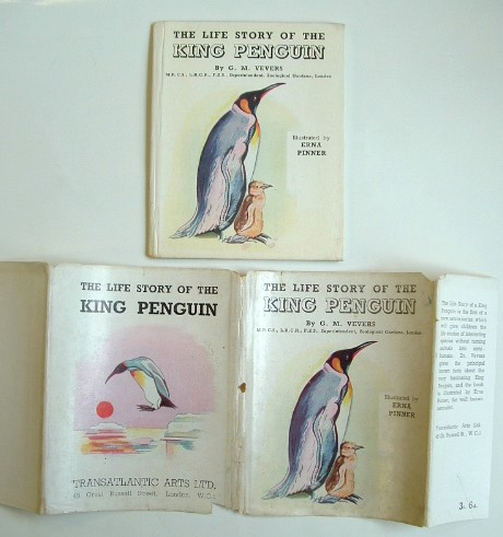 Image for The Life Story of the King Penguin