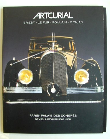 Image for Artcurial Automobiles De Collection