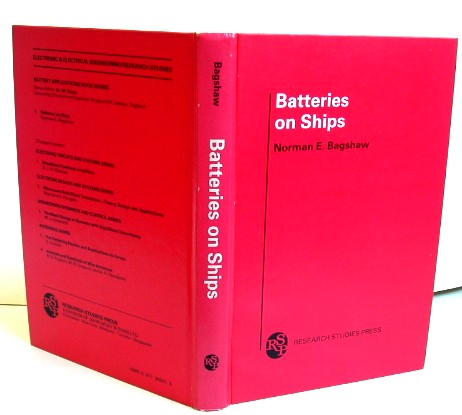 Image for Batteries on Ships