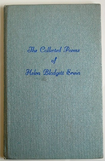 Image for The Collected Poems of Helen Blodgett Erwin