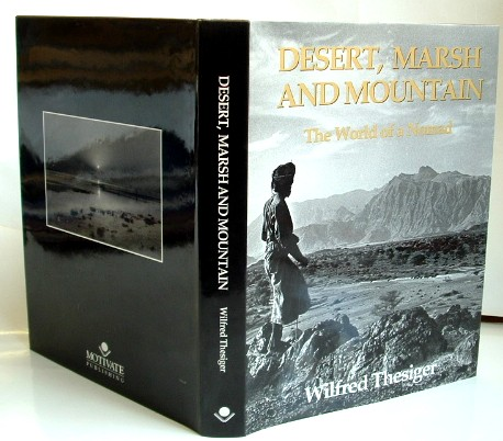 Image for Desert, Marsh and Mountain : The World of a Nomad