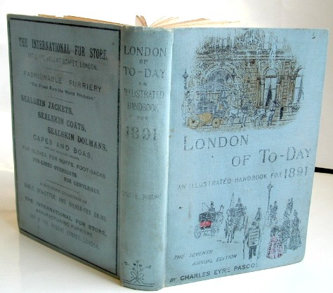 Image for London of To-day an Illustrated Handbook for 1891
