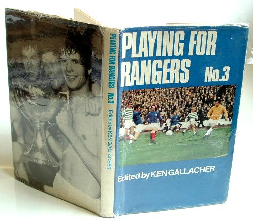 Image for Playing for Rangers No. 3