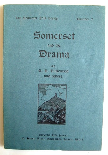 Image for Somerset and Drama