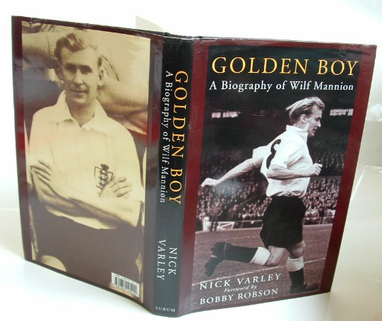Image for Golden Boy : A Biography of Wilf Mannion
