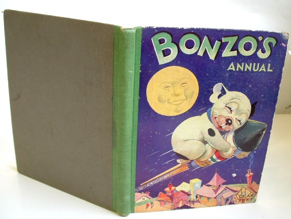Image for Bonzo's Annual 1952