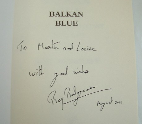 Image for A Balkan Blue Family and Military Memories