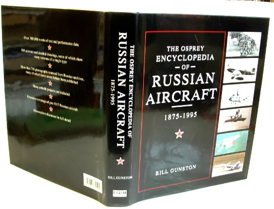 Image for The Osprey Encyclopedia of Russian Aircraft, 1875-1995