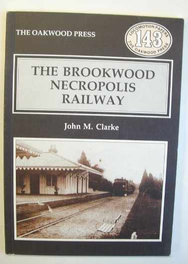 Image for The Brookwood Necropolis Railway