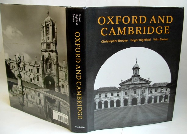 Image for Oxford and Cambridge