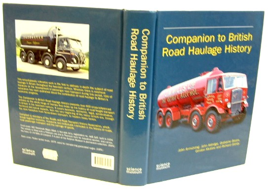 Image for Companion to British Road Haulage History