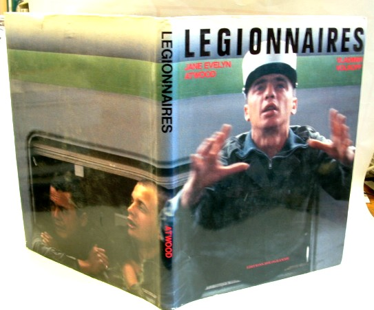 Image for Legionnaires  FRENCH TEXT