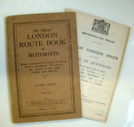 Image for The Official London Route Book for Motorists Revised Edition