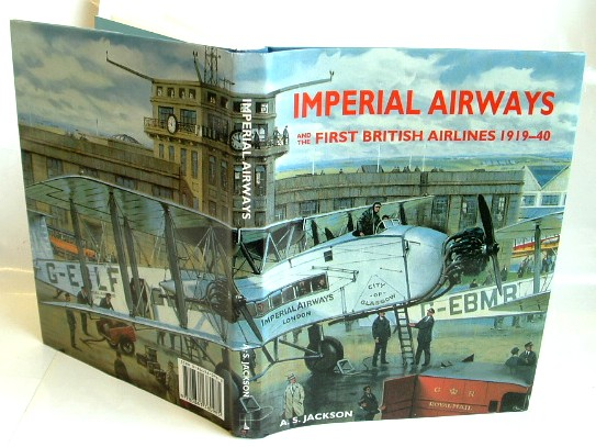 Image for Imperial Airways and the First British Airlines 1919-40