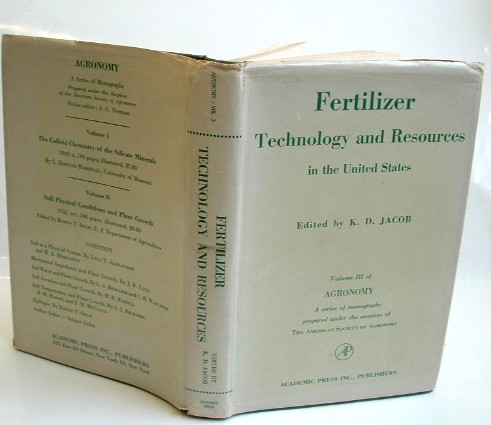 Image for Fertilizer Technology and Resources in the United States