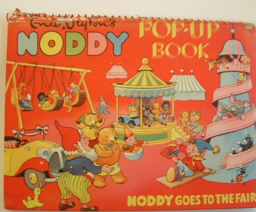 Image for Noddy Goes to the Fair Pop Up Book