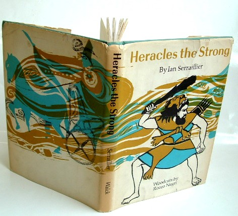 Image for Heracles the Strong