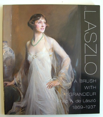 Image for Laszlo: a Brush with Grandeur