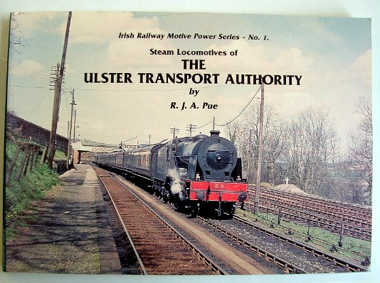 Image for Steam Locomotives of the Ulster Transport Authority