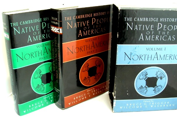 Image for North America Parts 1 and 2 Two Volumes