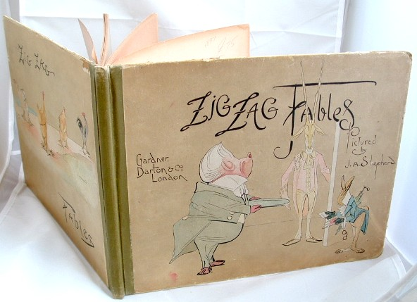 Image for Zig Zag Fables