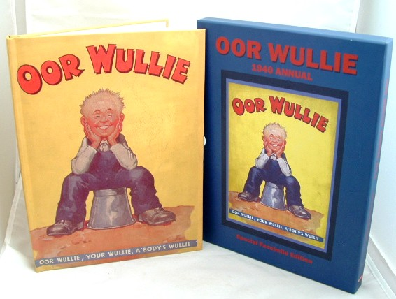 Image for Oor Wullie 1940 Facsimile