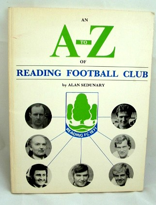 Image for An A to Z of Reading Football Club
