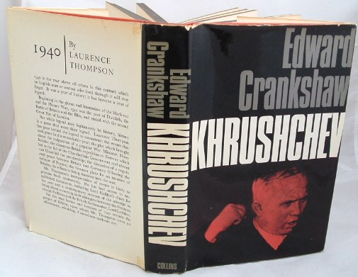 Image for Khrushchev a Biography