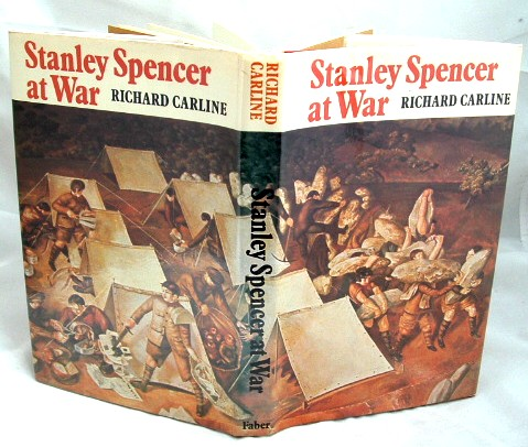 Image for Stanley Spencer at War