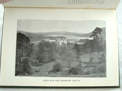 Image for Maxwell's Guide Book to the Stewartry of Kirkcudbright