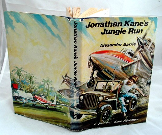 Image for Jonathan Kane's Jungle Run