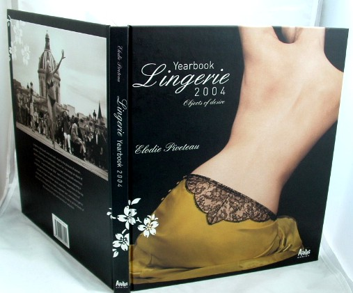 Image for Lingerie Yearbook 2004 : Objects of Desire