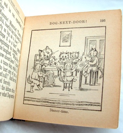 Image for Louis Wain's Great Big Midget Book