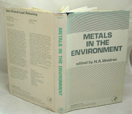 Image for Metals in the Environment