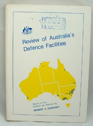Image for Review of Australia's Defence Facilities Report to the Minister of Defence
