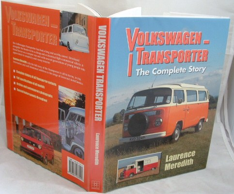 Image for Volkswagen  Transporter - The Complete Story