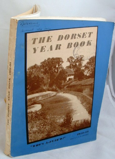 Image for The Dorset Year Book 1952-53