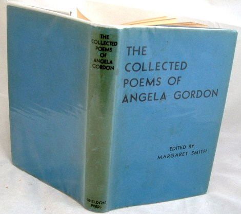 Image for The Collected Poems of Angela Gordon